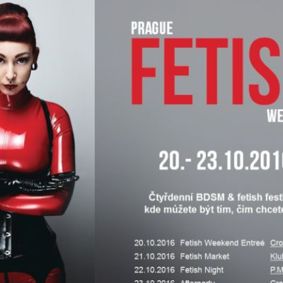 Prague Fetish Weekend