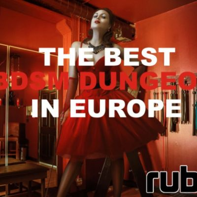 The best BDSM DUNGEON CLUB in Europe and winn VIP membership